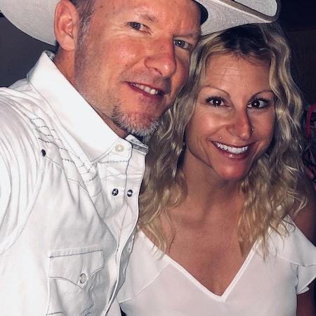 Cheryl and Scott H.