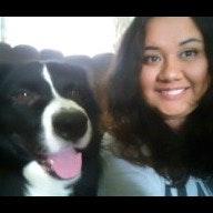 dog walker Kelsy