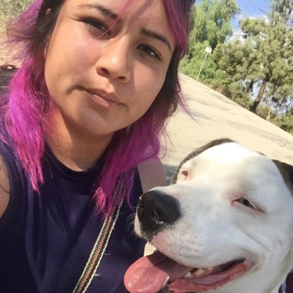 dog walker Paola