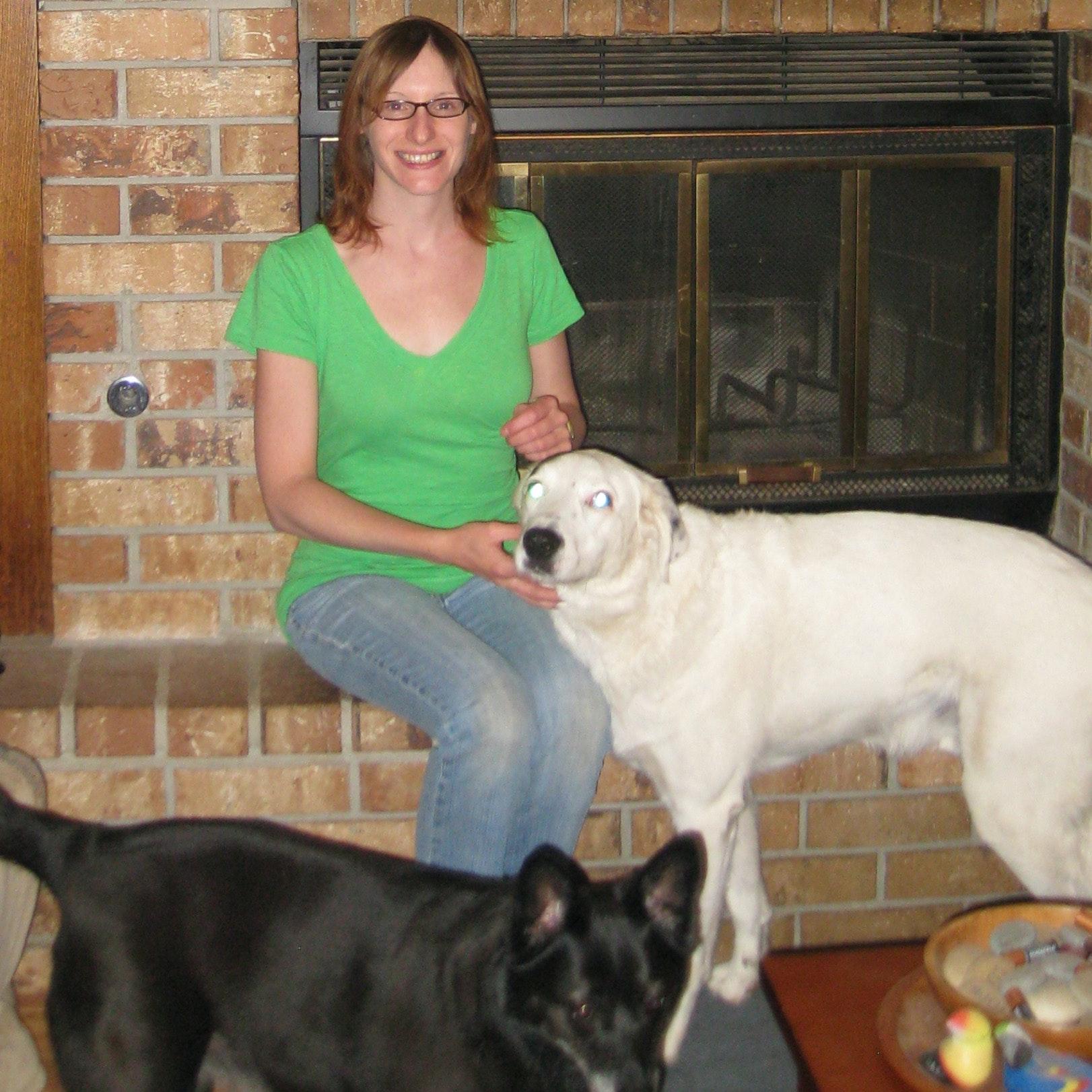 Gwen's dog boarding