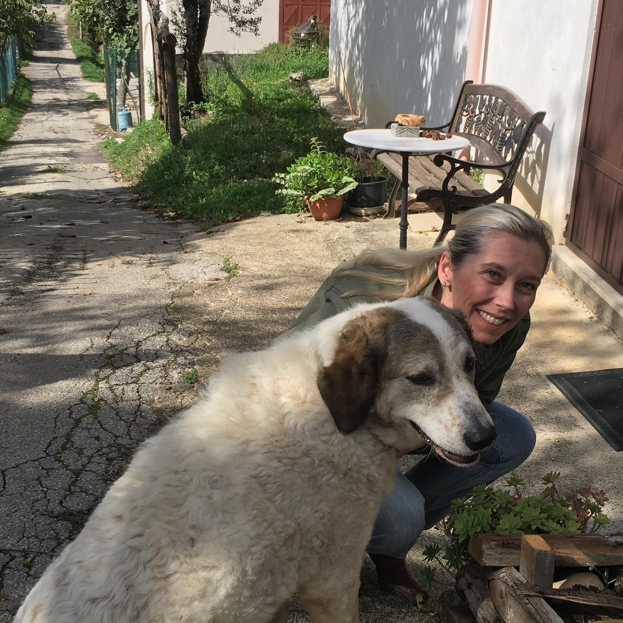 dog walker Wendy