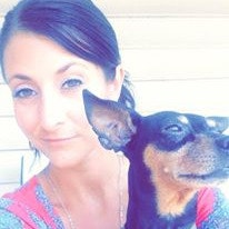 pet sitter Ashley