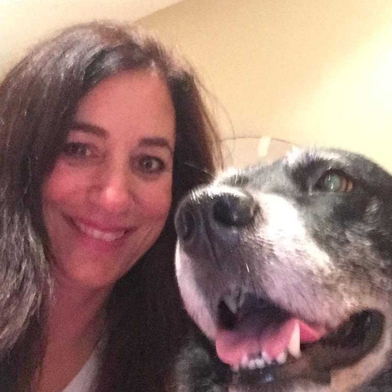 dog walker Laureen