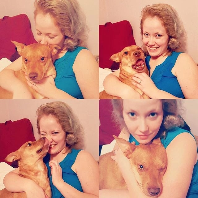 dog walker Korey