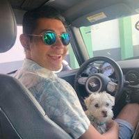 Brandon & Daniel's dog boarding