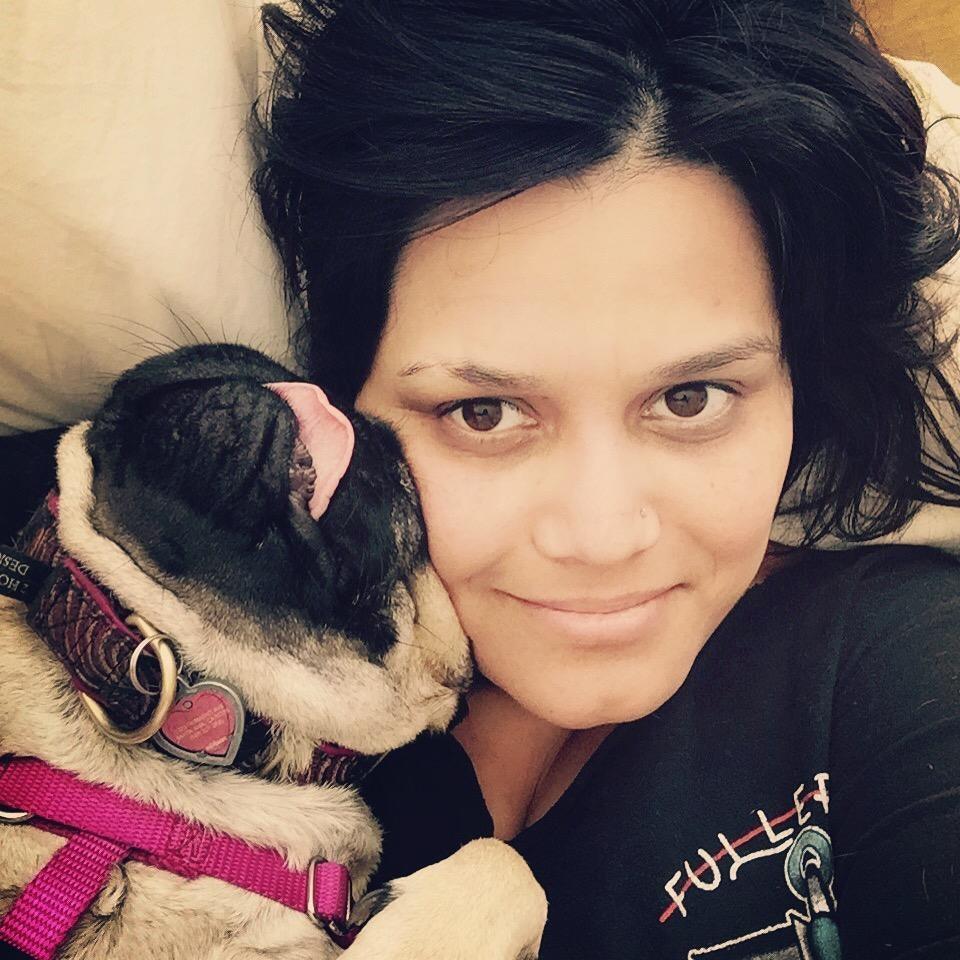 Amber Reine's dog boarding
