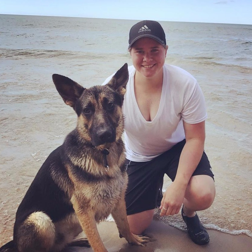 dog walker Marissa