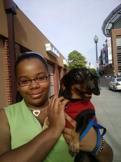 dog walker Kavilla