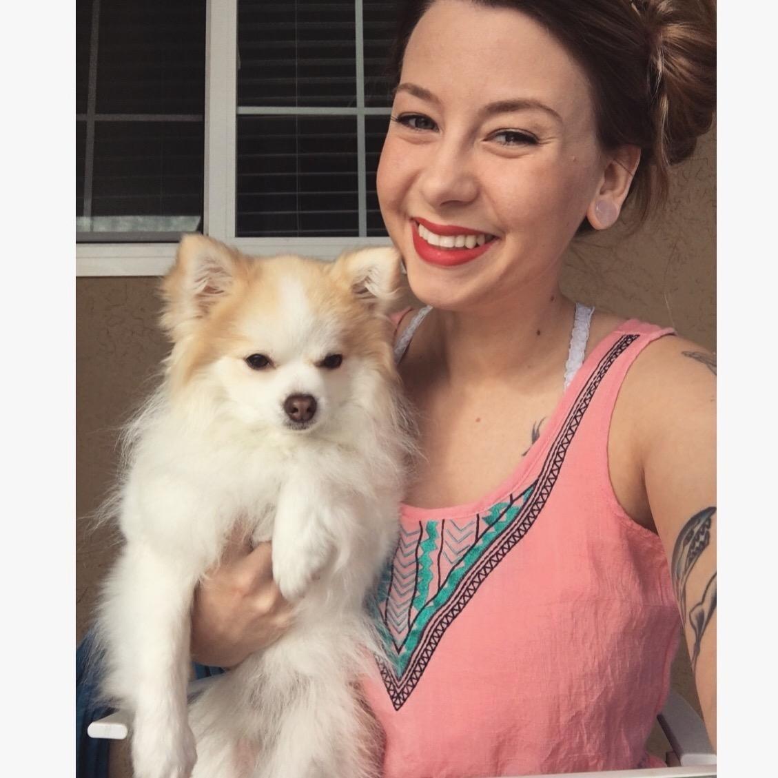 Stephanie's dog boarding