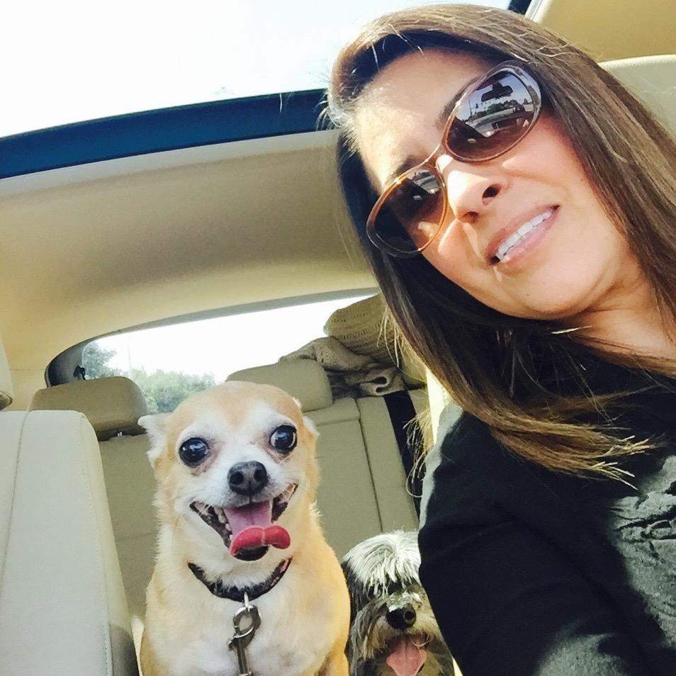 pet sitter Tanya
