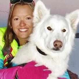 dog walker Lenka