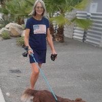 dog walker Doris