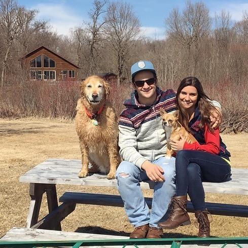 Valeria's dog boarding