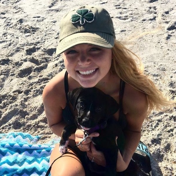 dog walker Rebekah