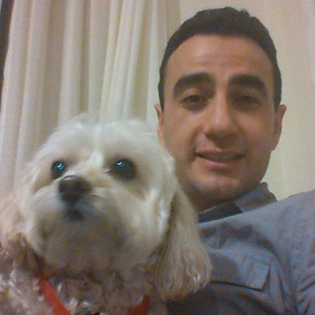 dog walker Basam