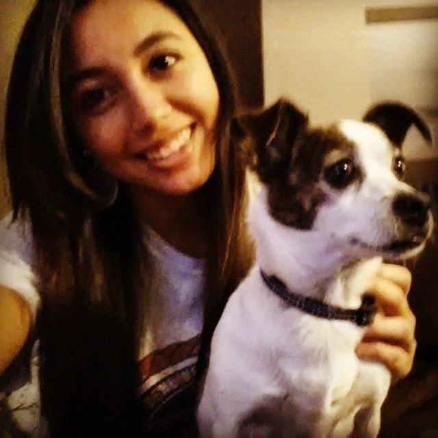 pet sitter Ariana