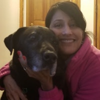 pet sitter Tracey
