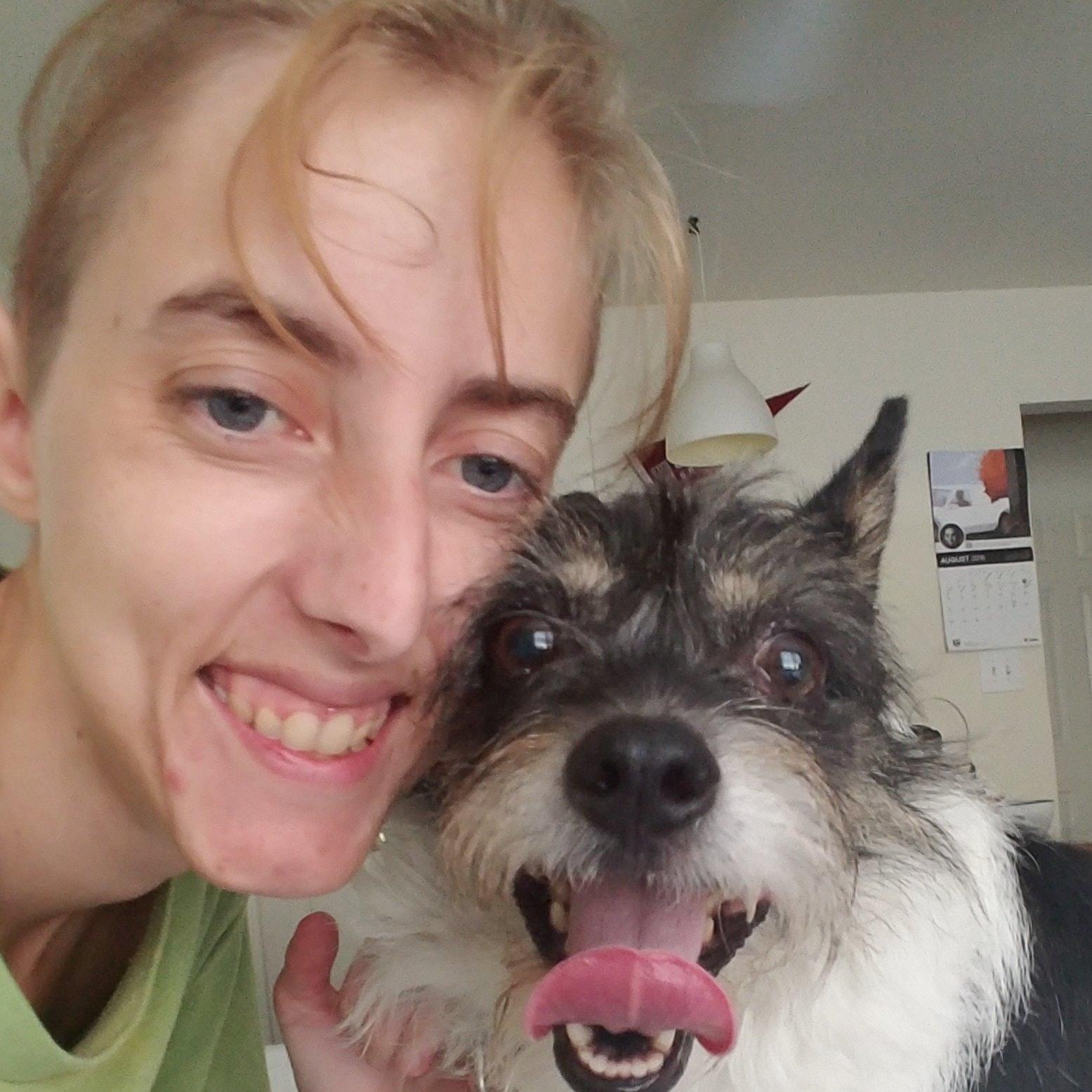 dog walker Kibbie