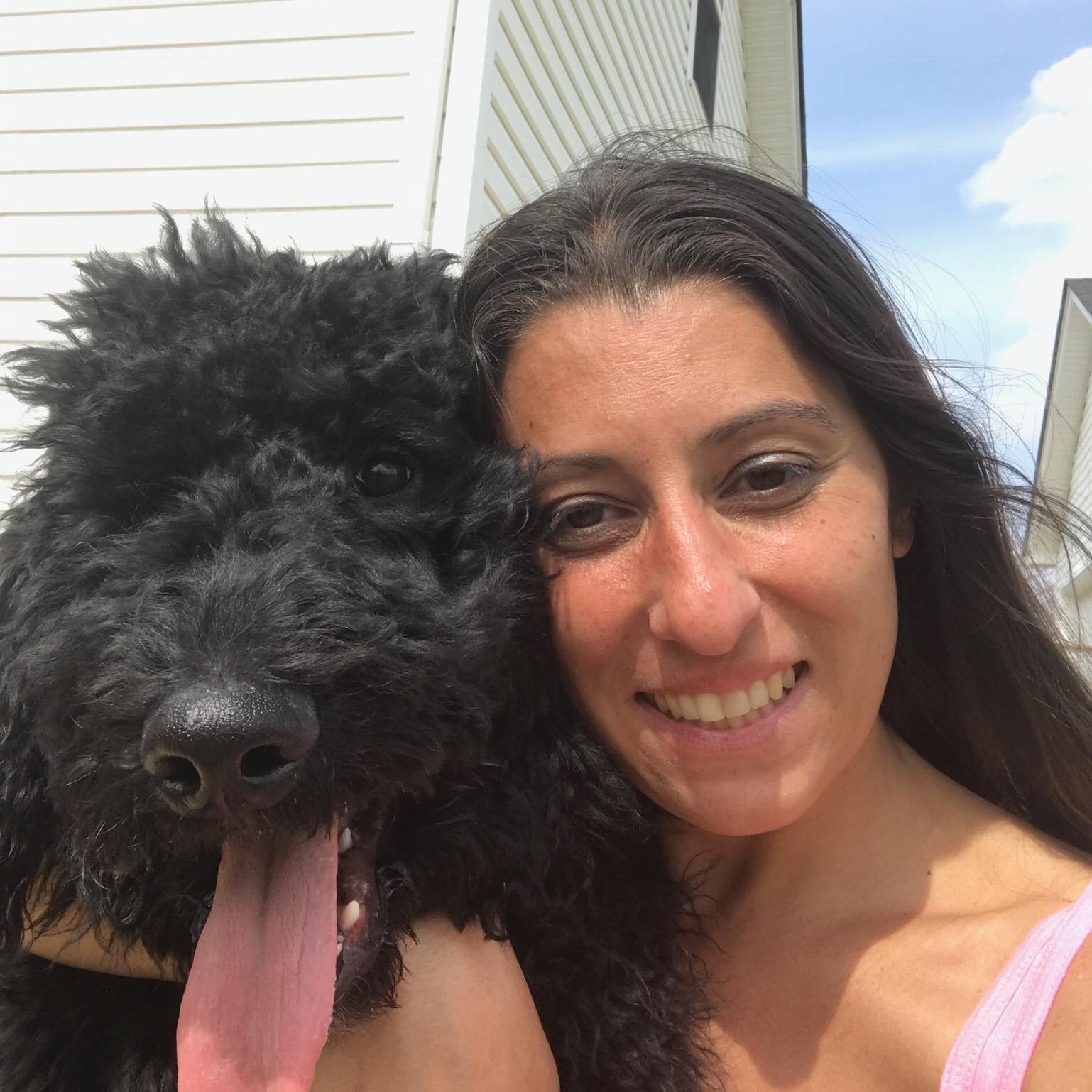 Nicole's dog boarding