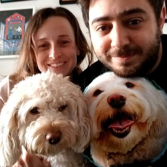 Grace & Avi's dog boarding