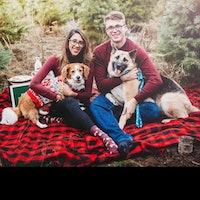 house sitter Erika, Tyler, & Jathamiel