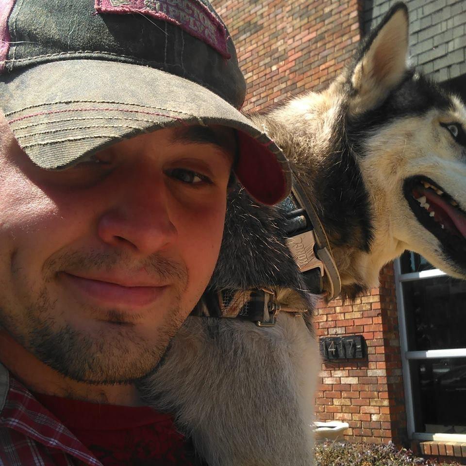 Matthew's dog day care