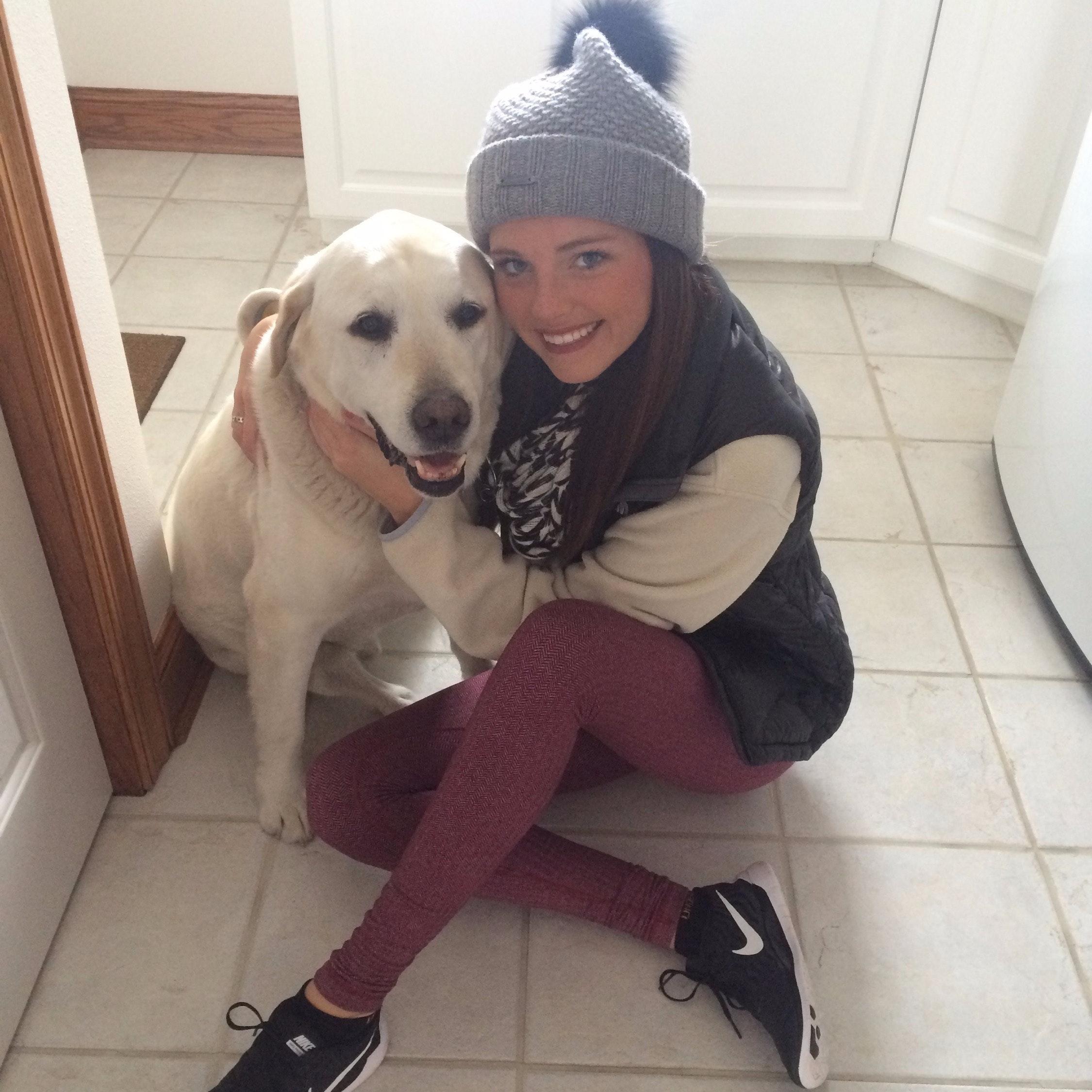 dog walker Peyton