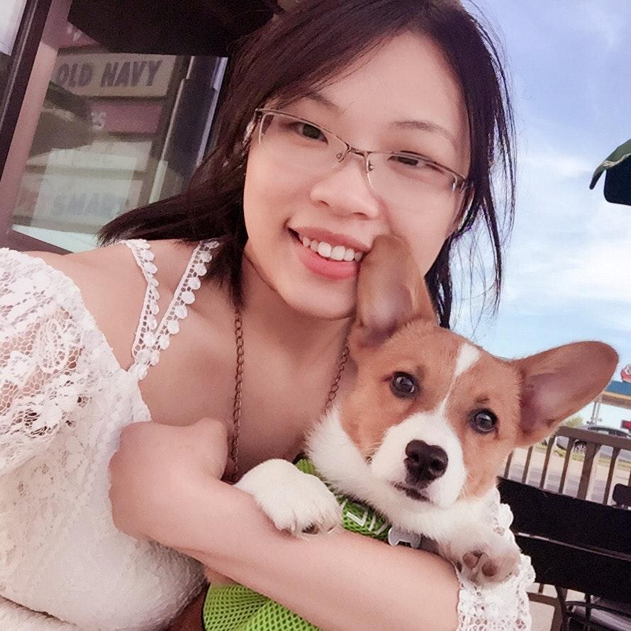 dog walker Iris