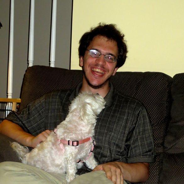 dog walker Nick