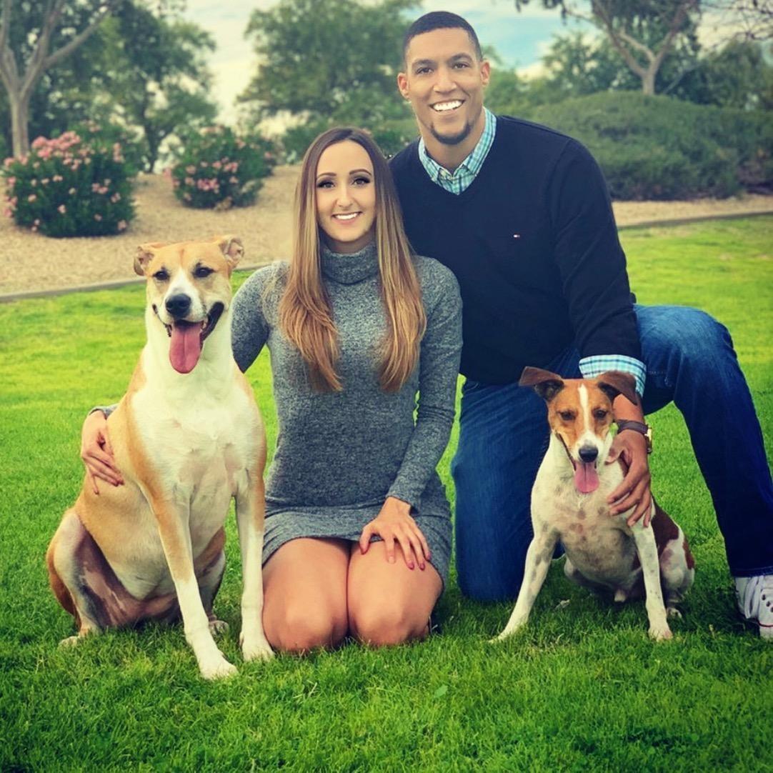 Amanda & Maxwell's dog boarding
