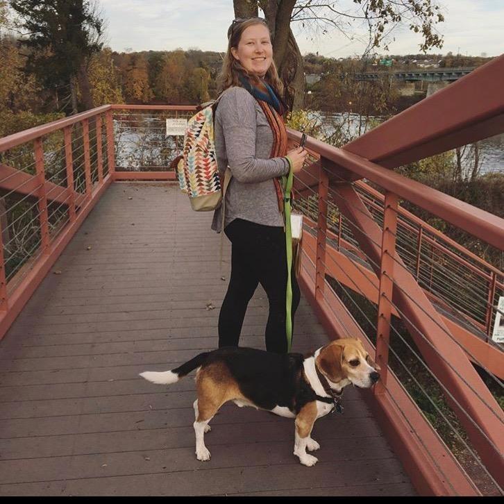 dog walker Leeana