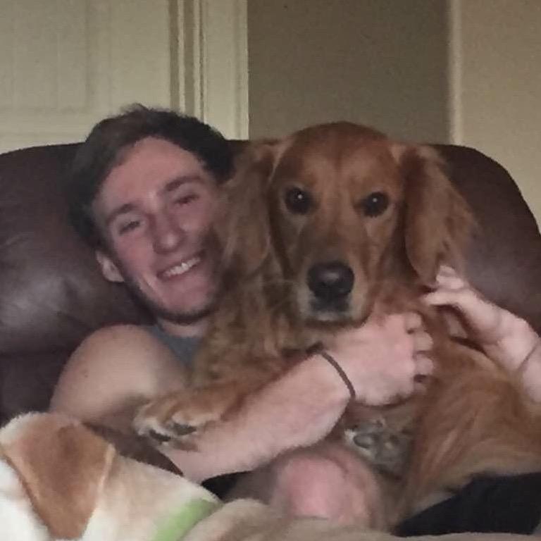 dog walker Logan