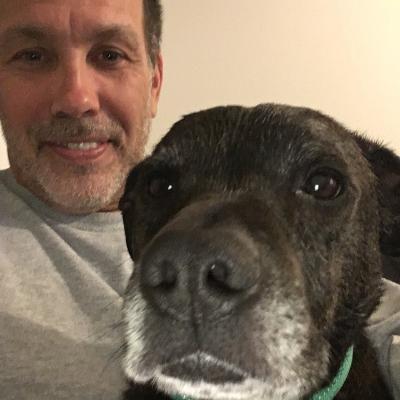 dog walker Cary