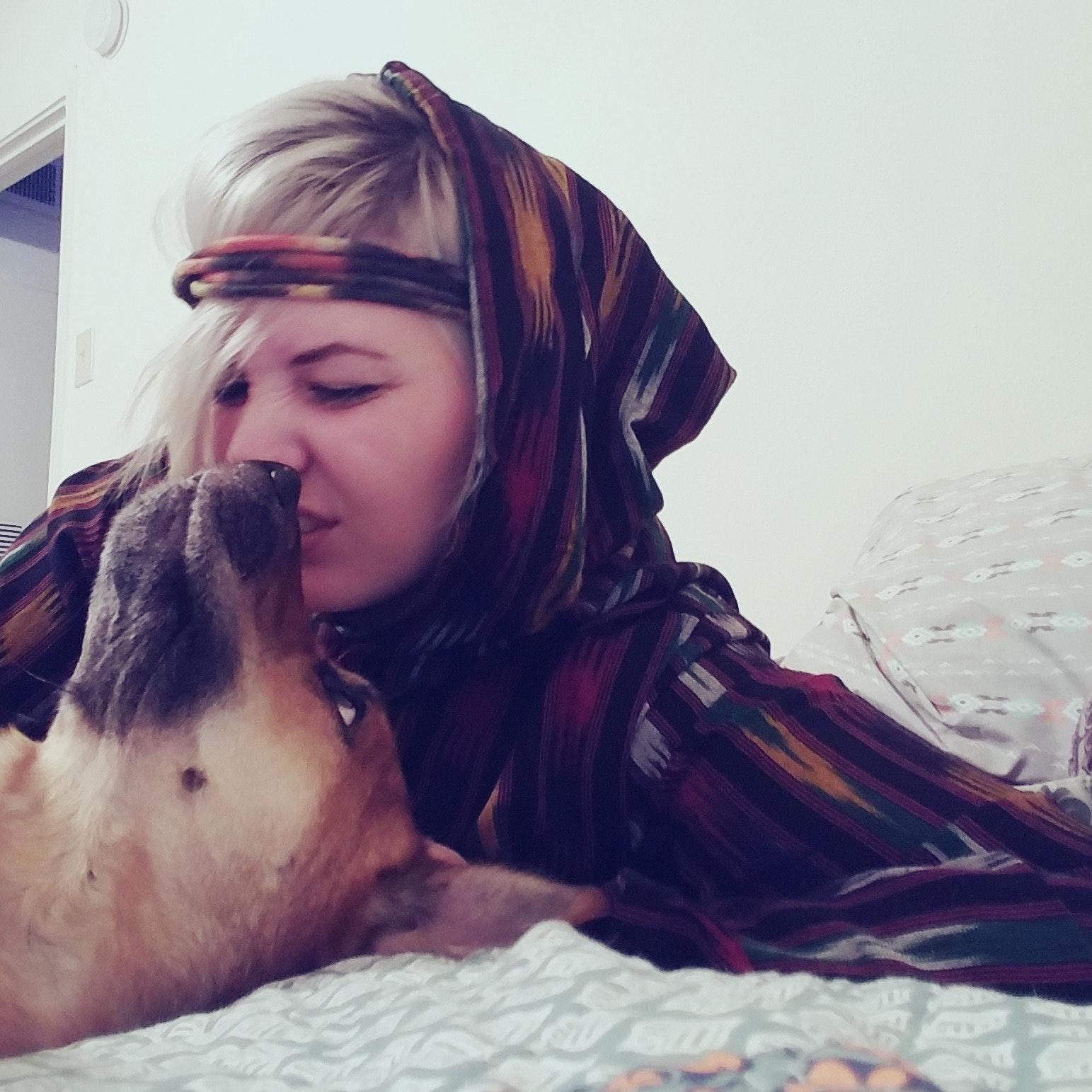 dog walker Bree