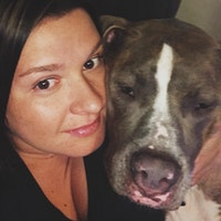 pet sitter Brittany and Mike