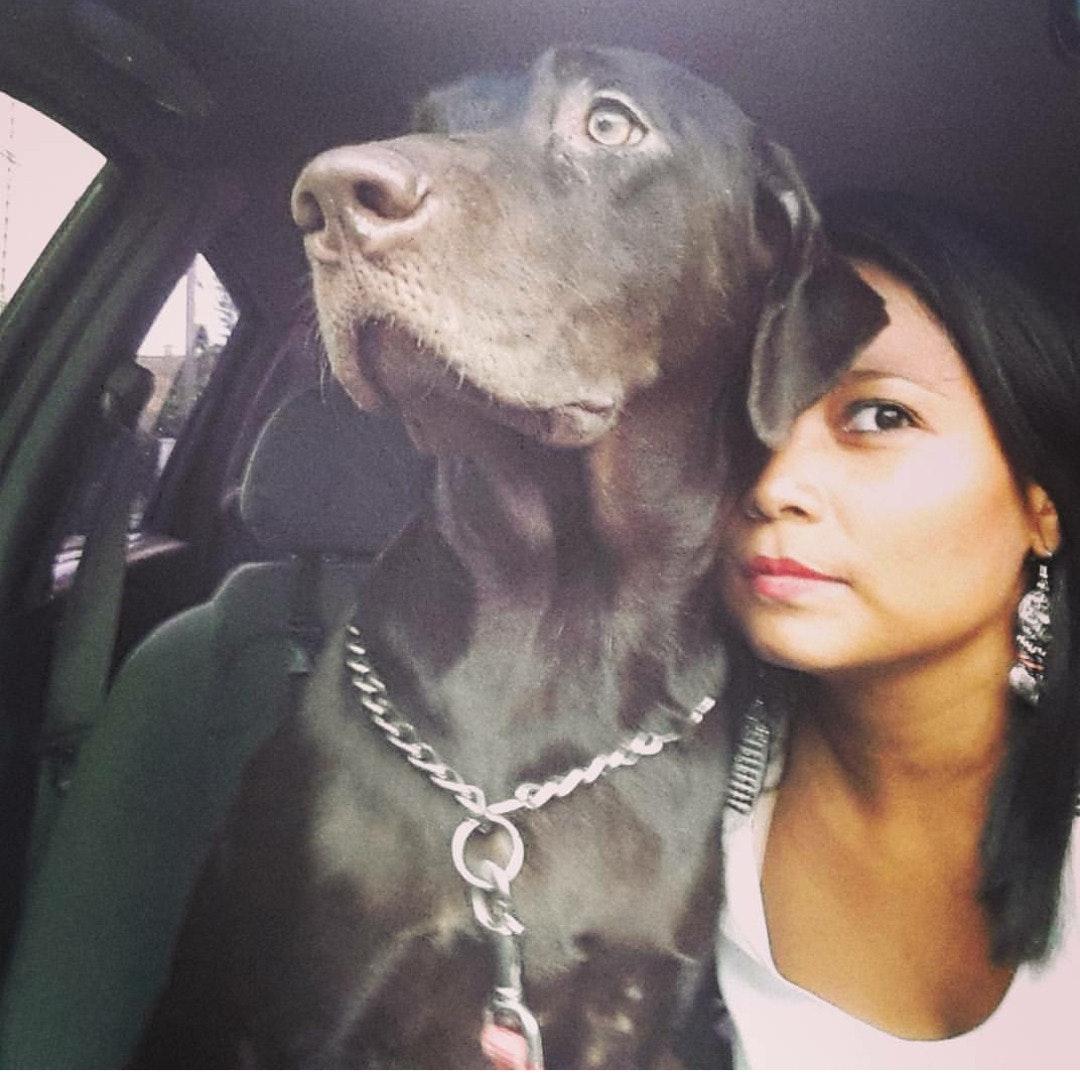 dog walker Delisa