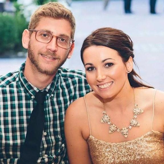 Sarah D. and Eric S.