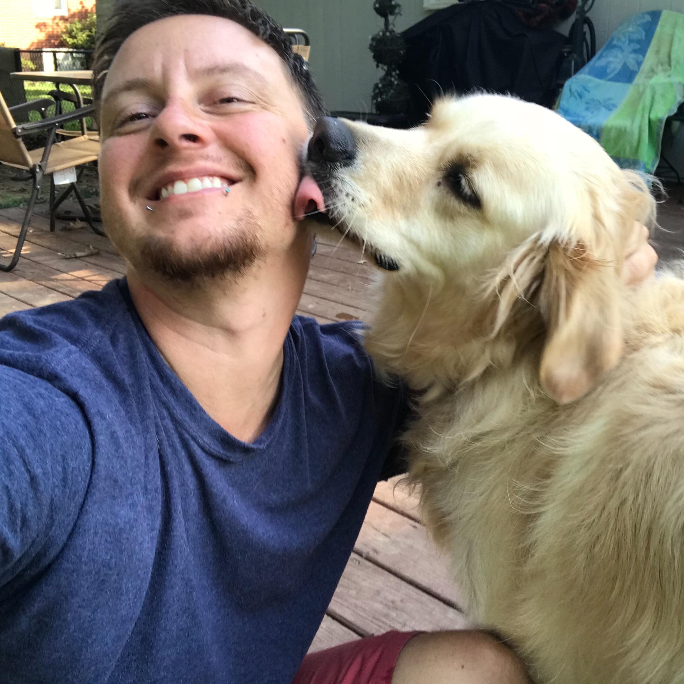 Brayden's dog boarding