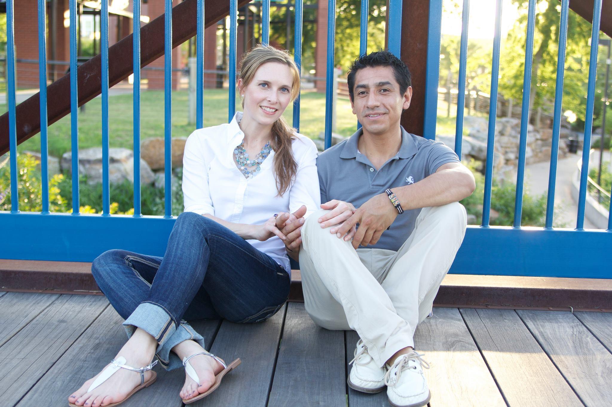 Ann & Agustin M.