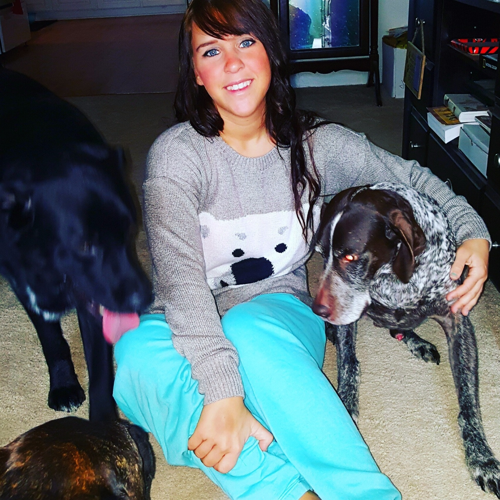 pet sitter Courtney