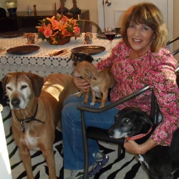 pet sitter Donna