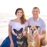 Amber & Ryan's dog boarding