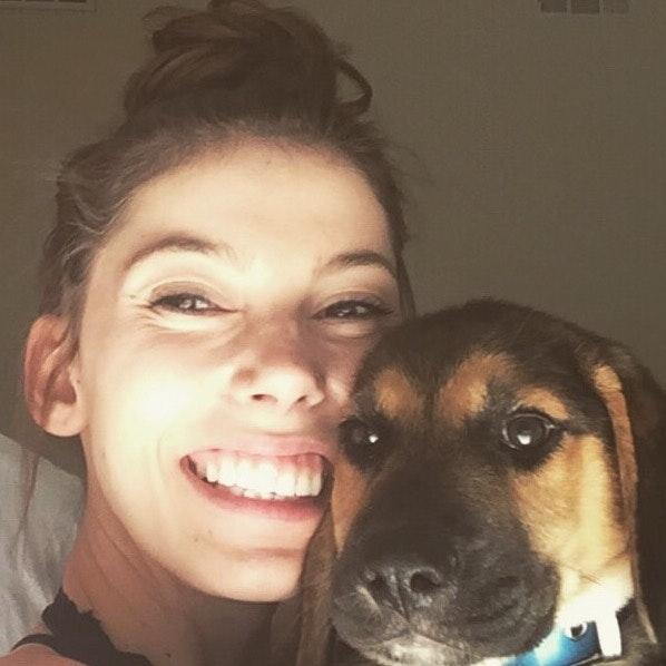 dog walker Katelynn