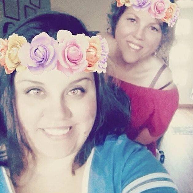 Kathy & Katrina S.
