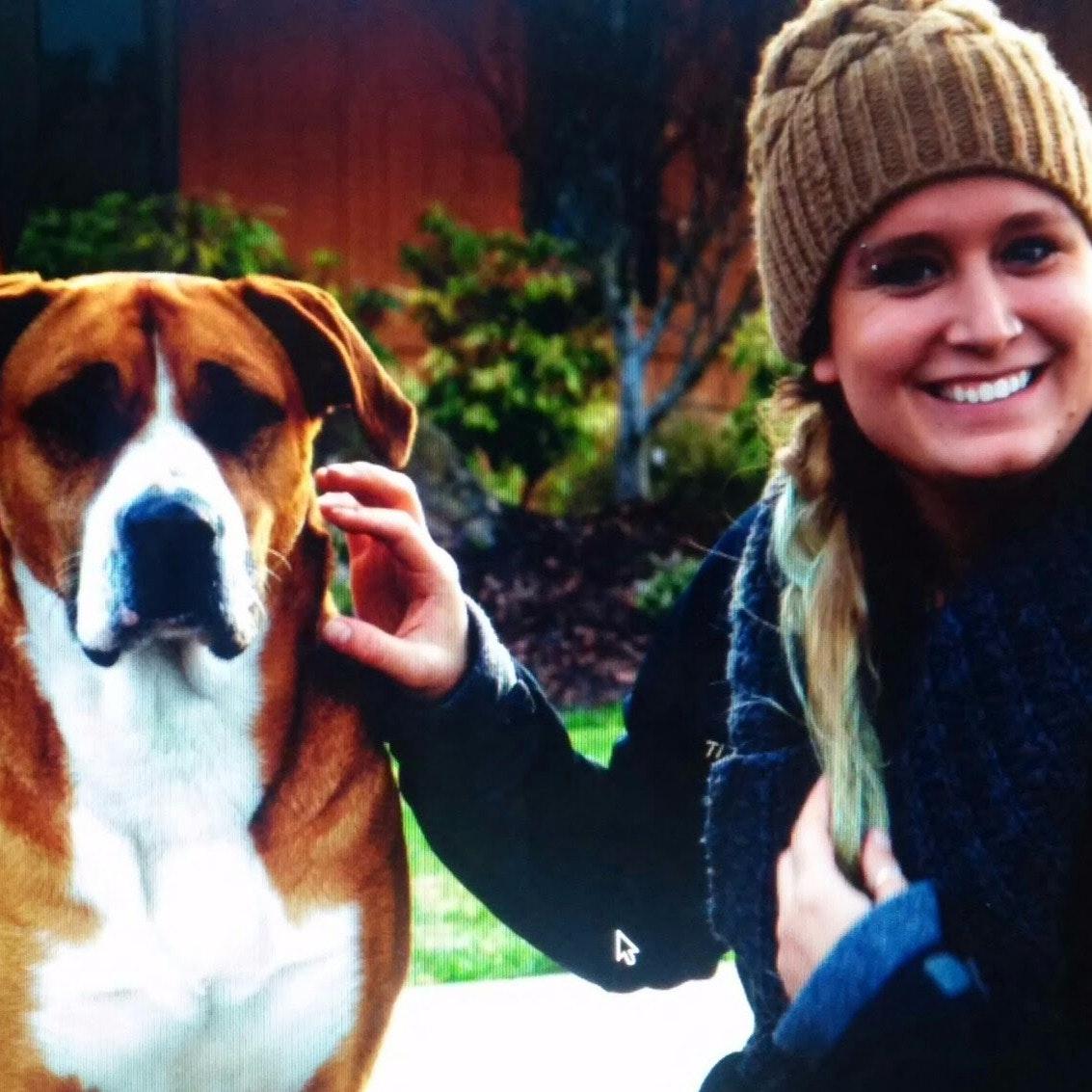 dog walker Beatrice