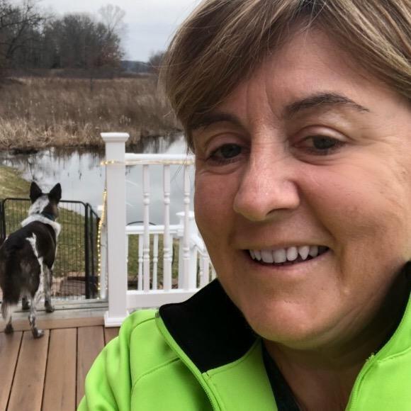 dog walker Bernie
