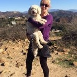 dog walker Suzanne
