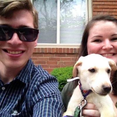 Jake & Samantha's dog boarding