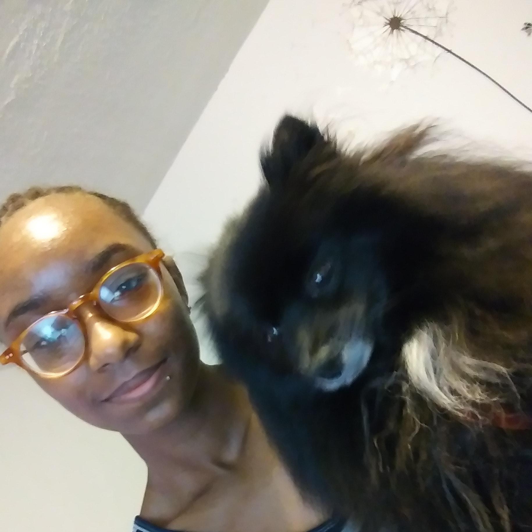 dog walker Ayanna
