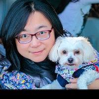 Huei-Ju's dog boarding